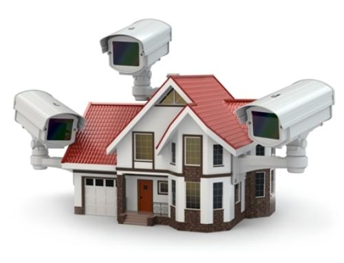 Организация системы видеонаблюдения для дома