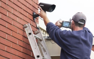 обслуживанеи систем видеонаблюдения