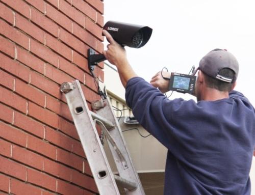 Создание и обслуживание систем видеонаблюдения