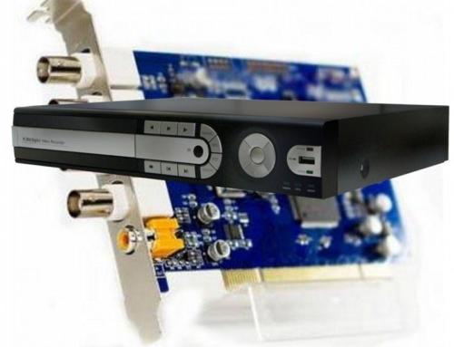 Устройства для записи и хранения данных в системах видеонаблюдения