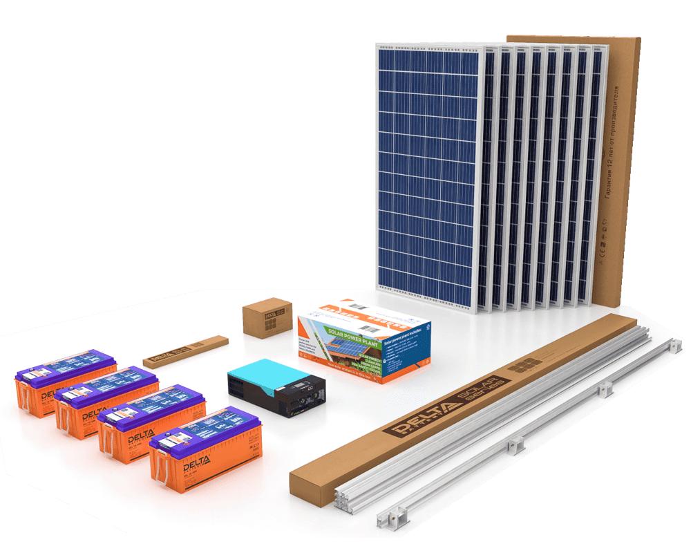 солнечная электростанция eco5 Тамбов